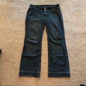 Banana Republic Trouser Jean 4P